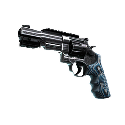 StatTrak™ R8 Revolver | Grip (Field-Tested)