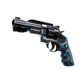 R8 Revolver | Grip <br>(Well-Worn)
