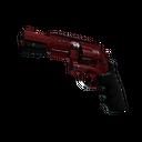R8 Revolver | Crimson Web (Well-Worn)