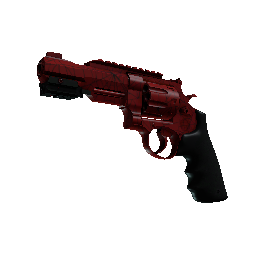 R8 Revolver | Crimson Web - gocase.pro