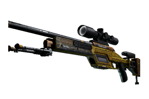 Buy StatTrak™ SSG 08 | Big Iron (Field-Tested)