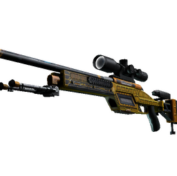 StatTrak™ SSG 08 | Big Iron (Minimal Wear)