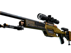 Skin SSG 08 | Big Iron