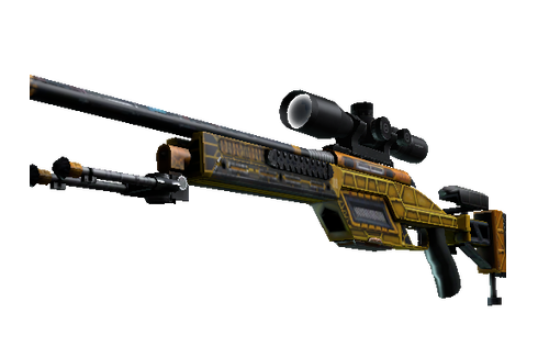 Buy StatTrak™ SSG 08 | Big Iron (Minimal Wear)