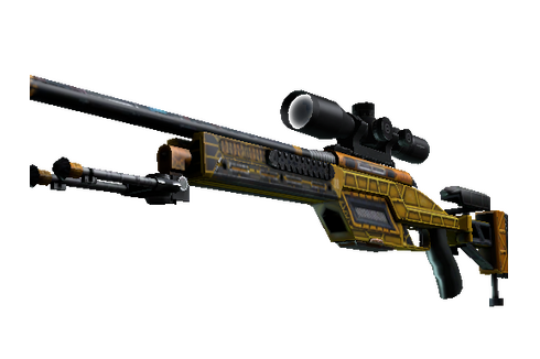 SSG 08 | Big Iron (Minimal Wear) Prices