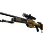 StatTrak™ SSG 08 | Big Iron (Factory New)