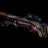 StatTrak™ SSG 08 | Bloodshot <br>(Field-Tested)
