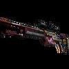StatTrak™ SSG 08 | Bloodshot <br>(Minimal Wear)