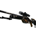 StatTrak™ SSG 08 | Death's Head <br>(Well-Worn)