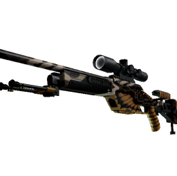 StatTrak™ SSG 08 | Death's Head (Minimal Wear)