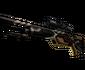 StatTrak™ SSG 08 | Death's Head (Factory New)