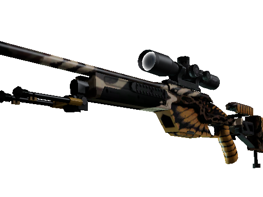 SSG 08 | Death's Head (Battle-Scarred)