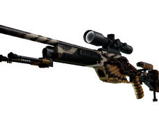 Skin SSG 08 | Death's Head