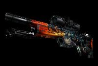 SSG 08 | Dragonfire (Field-Tested)