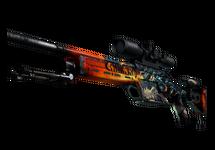 SSG 08 | Dragonfire