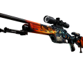 StatTrak™ SSG 08 | Dragonfire