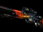 SSG 08 Пламя дракона