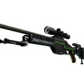 StatTrak™ SSG 08 | Necropos <br>(Well-Worn)