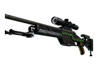 SSG 08 | Necropos (Field-Tested)