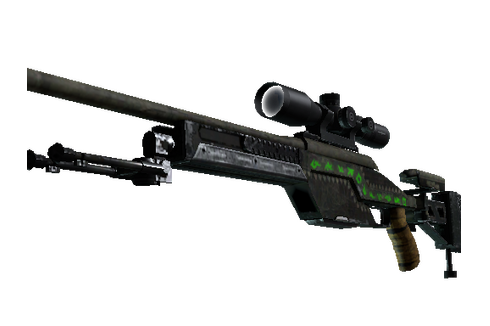 SSG 08 | Necropos (Well-Worn) Prices