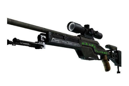 Buy StatTrak™ SSG 08 | Necropos (Well-Worn)