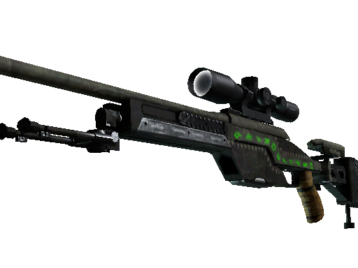 SSG 08 | Necropos Factory New