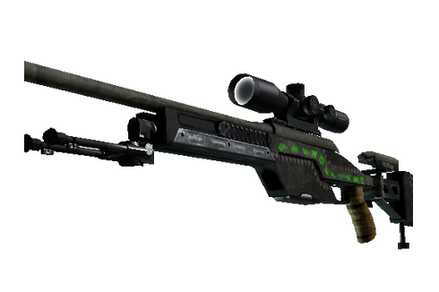 Buy StatTrak™ SSG 08 | Necropos (Minimal Wear)