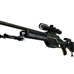 SSG 08 | Necropos (Battle-Scarred)
