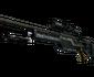 StatTrak™ SSG 08 | Necropos (Battle-Scarred)