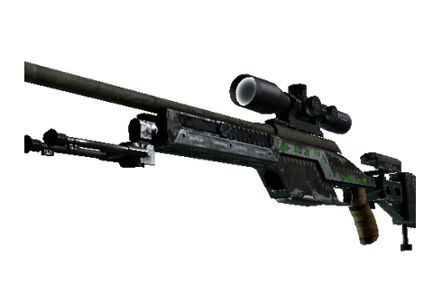 Buy SSG 08 | Necropos (Battle-Scarred)