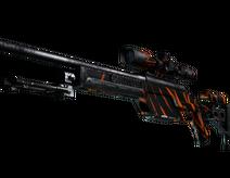 SSG 08 | Slashed (Field-Tested)