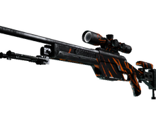 Skin SSG 08 | Slashed