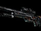 StatTrak™ SSG 08 | Slashed (Battle-Scarred)