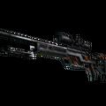 SSG 08 | Slashed <br>(Battle-Scarred)