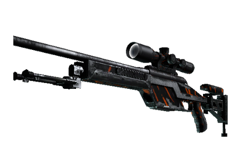 Buy StatTrak™ SSG 08 | Slashed (Battle-Scarred)