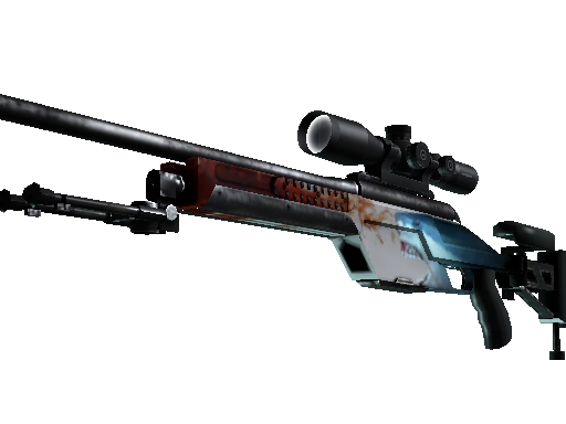 CS:GO Weapon 2 SSG 08 Blood in the Water