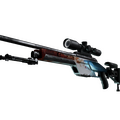 SSG 08 | Blood in the Water <br>(Factory New)
