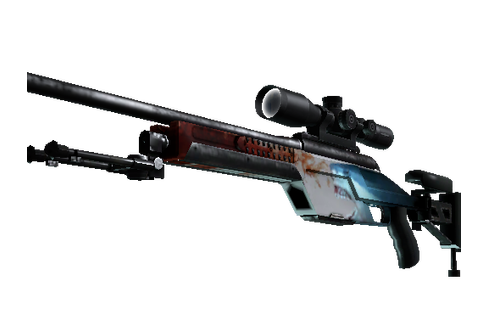 SSG 08 | Blood in the Water (Factory New) Prices
