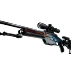 StatTrak™ SSG 08   Blood in the Water (Field-Tested)
