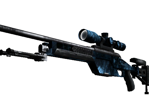 SSG 08 | Abyss Well-Worn