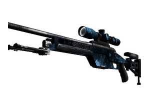 Stattrak Trade Ssg 08 Abyss Field Tested