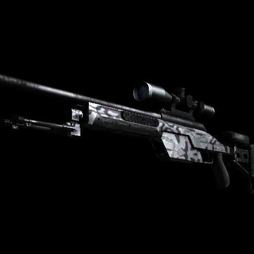 SSG 08 | Dark Water - gocase.pro