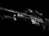 Weapon CSGO - SSG 08 Dark Water
