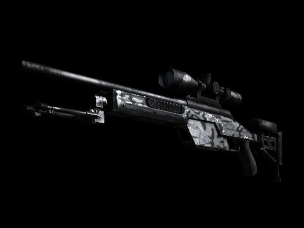 SSG 08 | Kara Su (Görevde Kullanılmış)