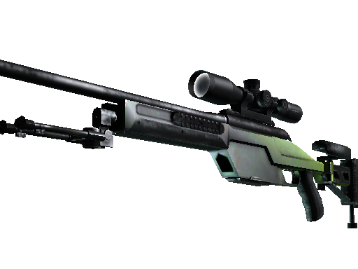 SSG 08 | Acid Fade Factory New