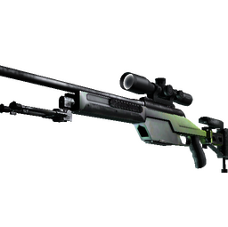 SSG 08 | Acid Fade (Factory New)