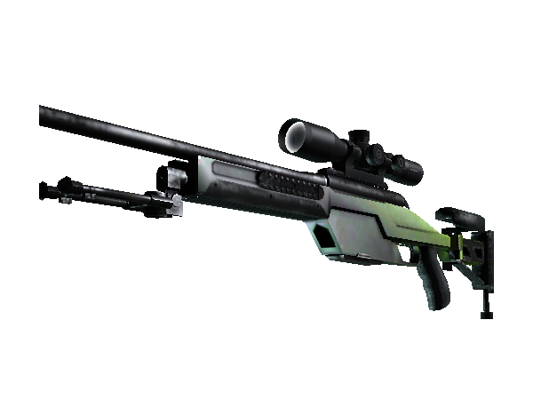 SSG 08 | Solgun Asit (Fabrikadan Yeni Çıkmış)