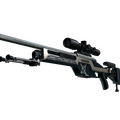SSG 08 | Hand Brake <br>(Battle-Scarred)
