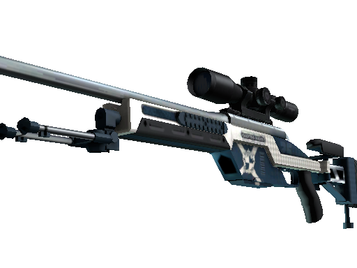 Souvenir SSG 08 | Hand Brake (Battle-Scarred)