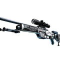 StatTrak™ SSG 08 | Ghost Crusader <br>(Well-Worn)
